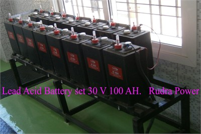 Lead Acid Tubular Stationary Battery
