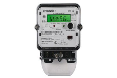 L&T Single Phase Meter