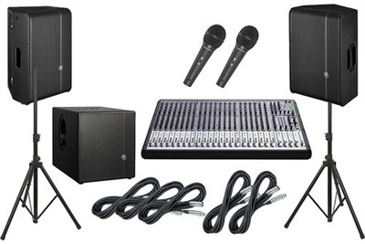 Public Address System Accessories