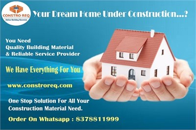 Building Construction Material in Pune