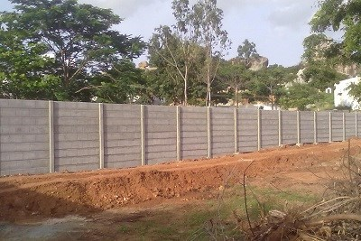 Boundary Compound Wall